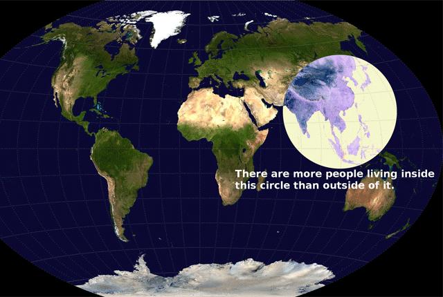 population-circle